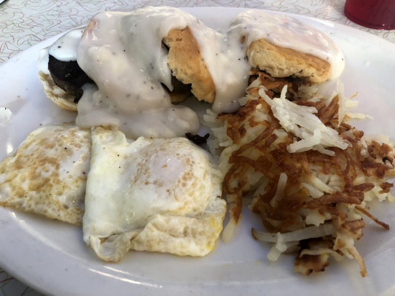 The best biscuits and gravy in Memphis