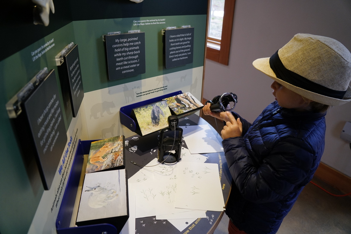 Things to do at Lassen Volcanic National Park - Visitor Centers!