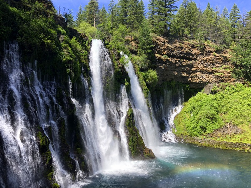 Burney Falls - a great California road trip
