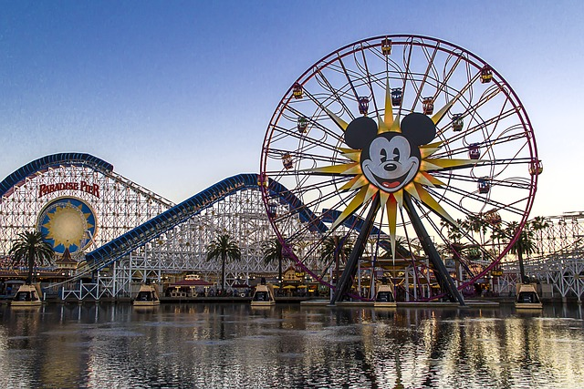 Disneyland And California Adventure In One Day