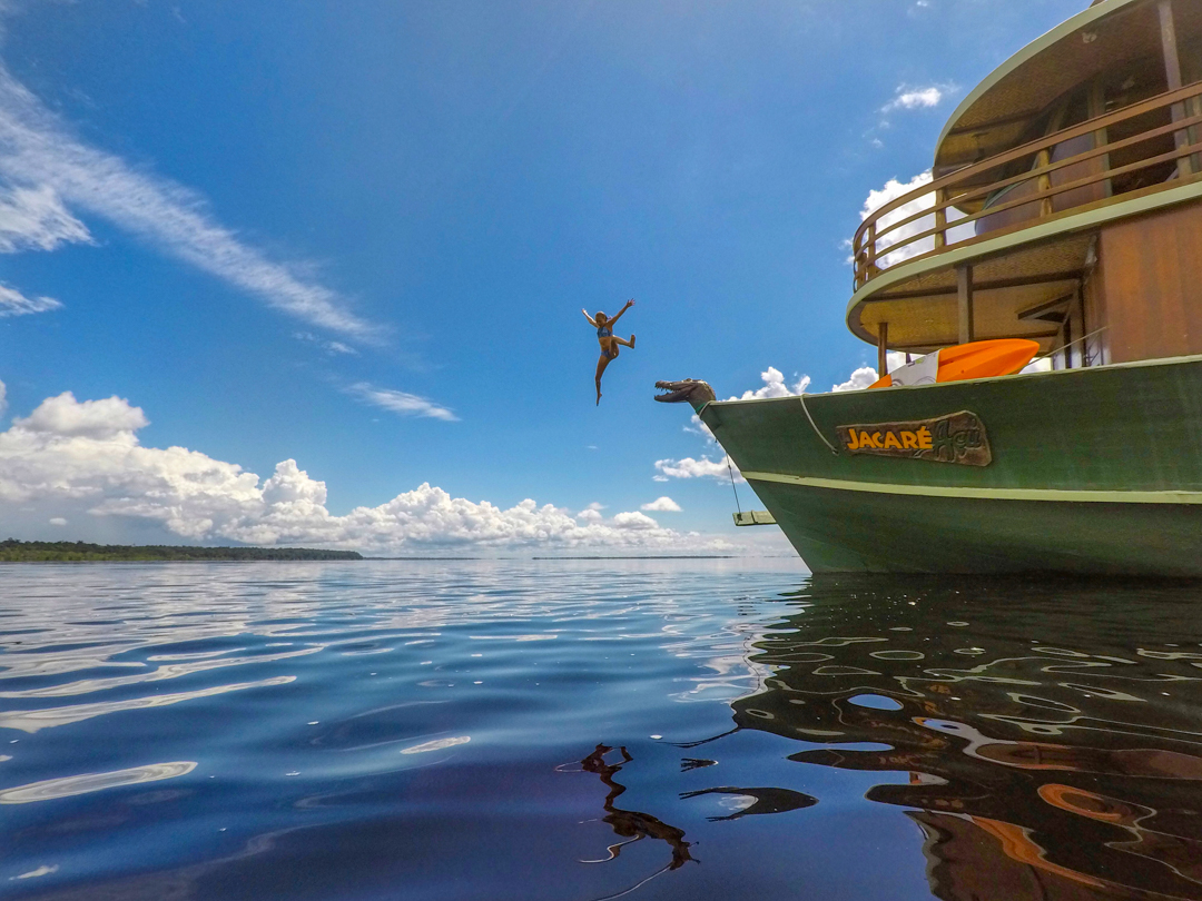 Exploring the Amazon River with Kids