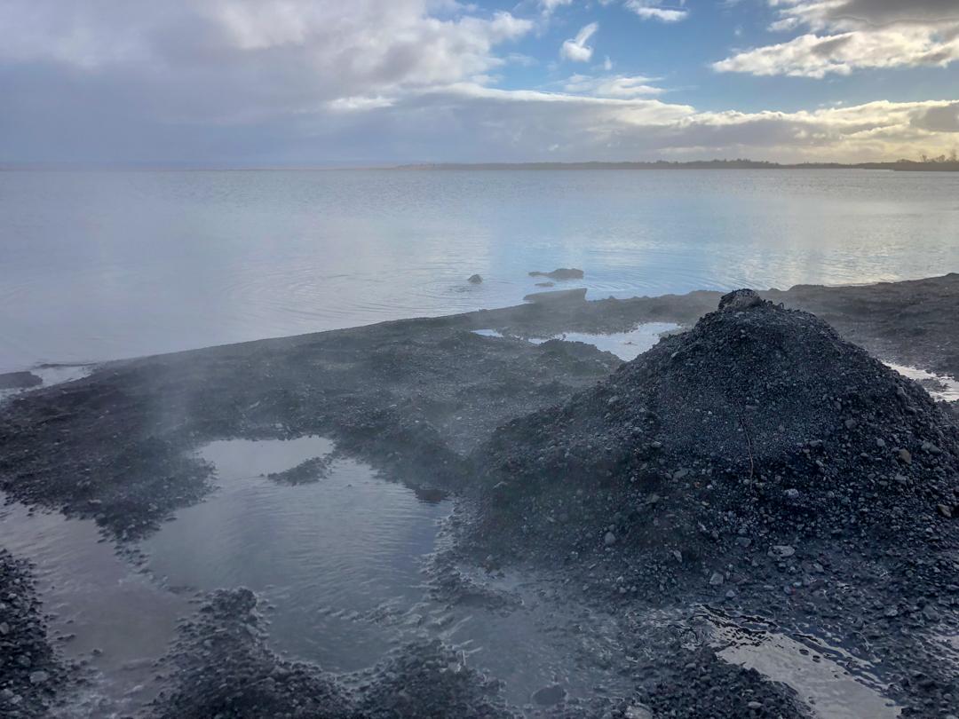Icelandic Rye Bread - Geothermal Baking