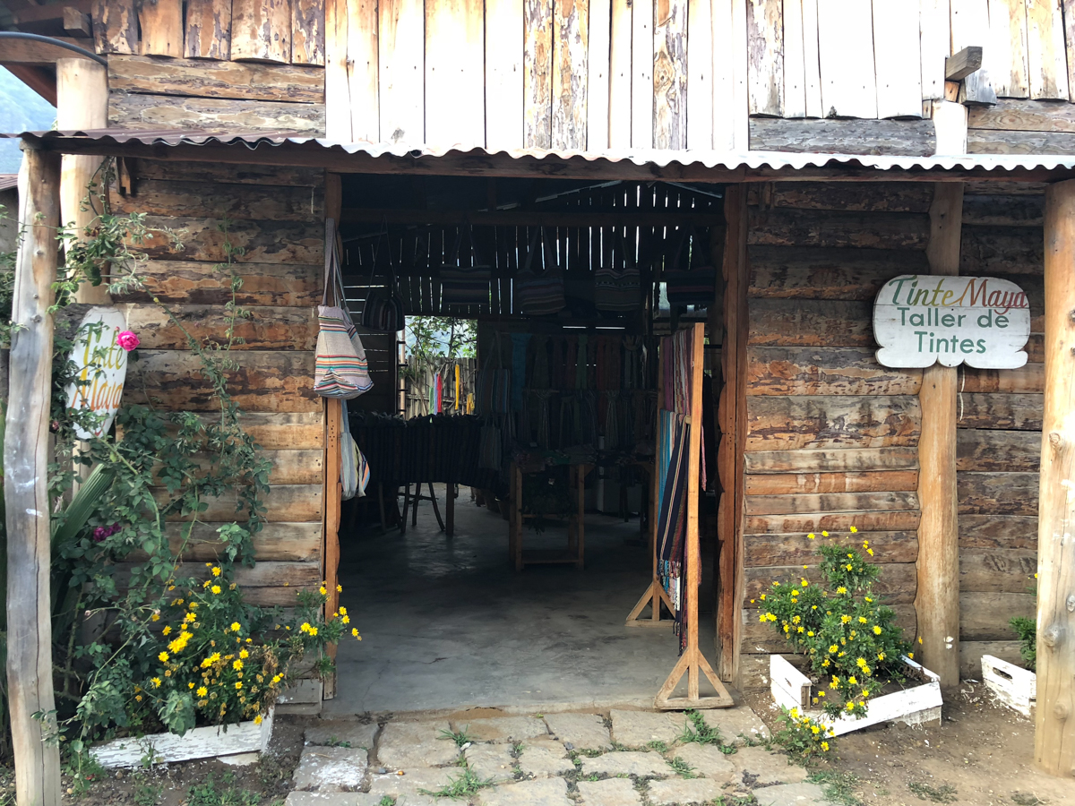 How to get to TinteMaya to learn Guatemalan Backstrap Weaving