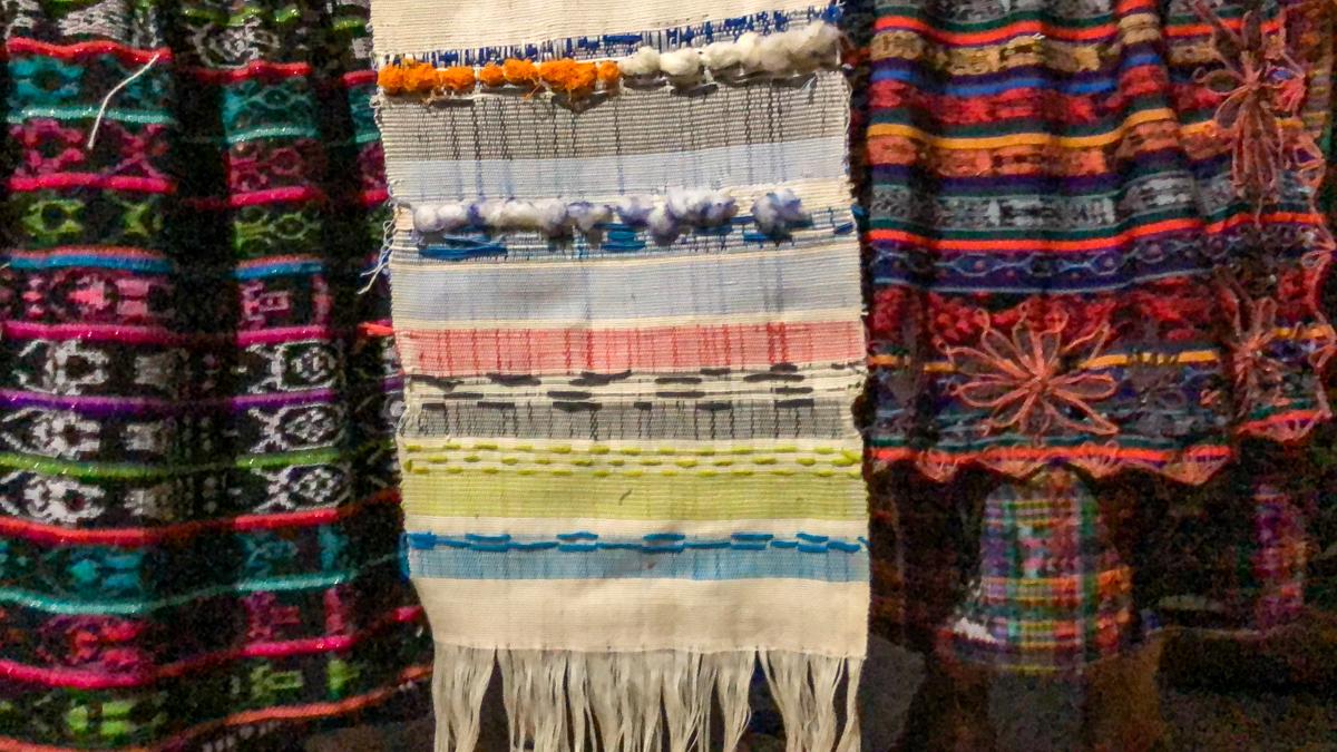 Learn Guatemalan Backstrap Weaving On Lake Atitlan