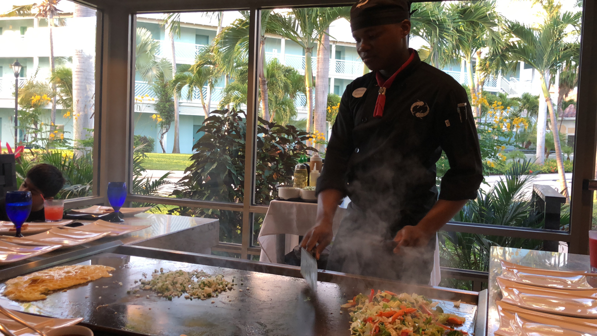 Restaurants for everyone at Beaches Turks and Caicos