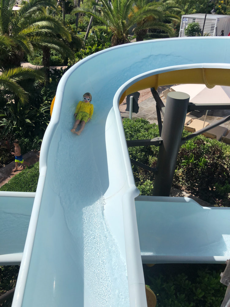 Beaches Turks and Caicos Review: Super Fun kids activities
