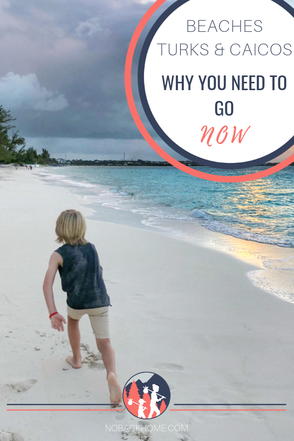 One of the best vacations you can take with you family will be to Beaches Turks and Caicos. I promise!