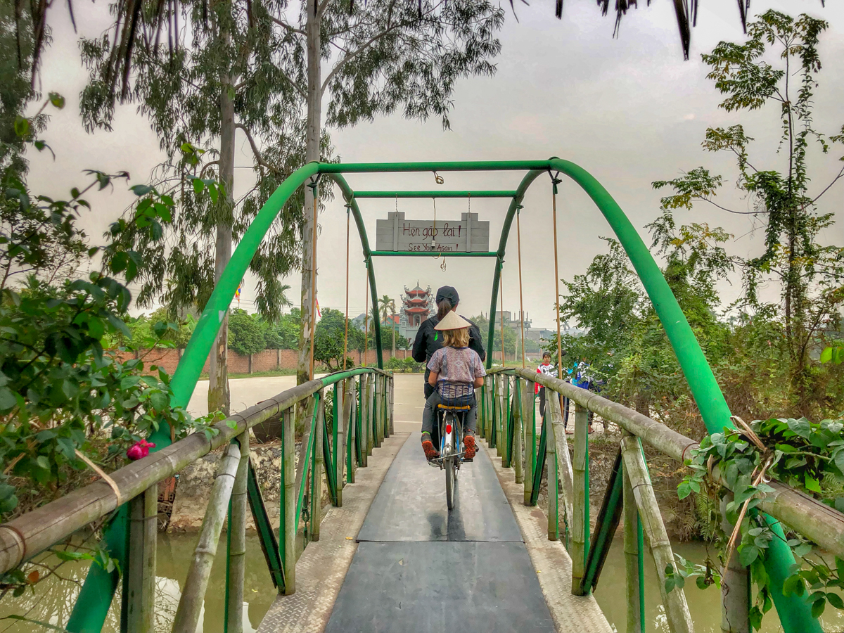 The best hands-on homestay in vietnam experience