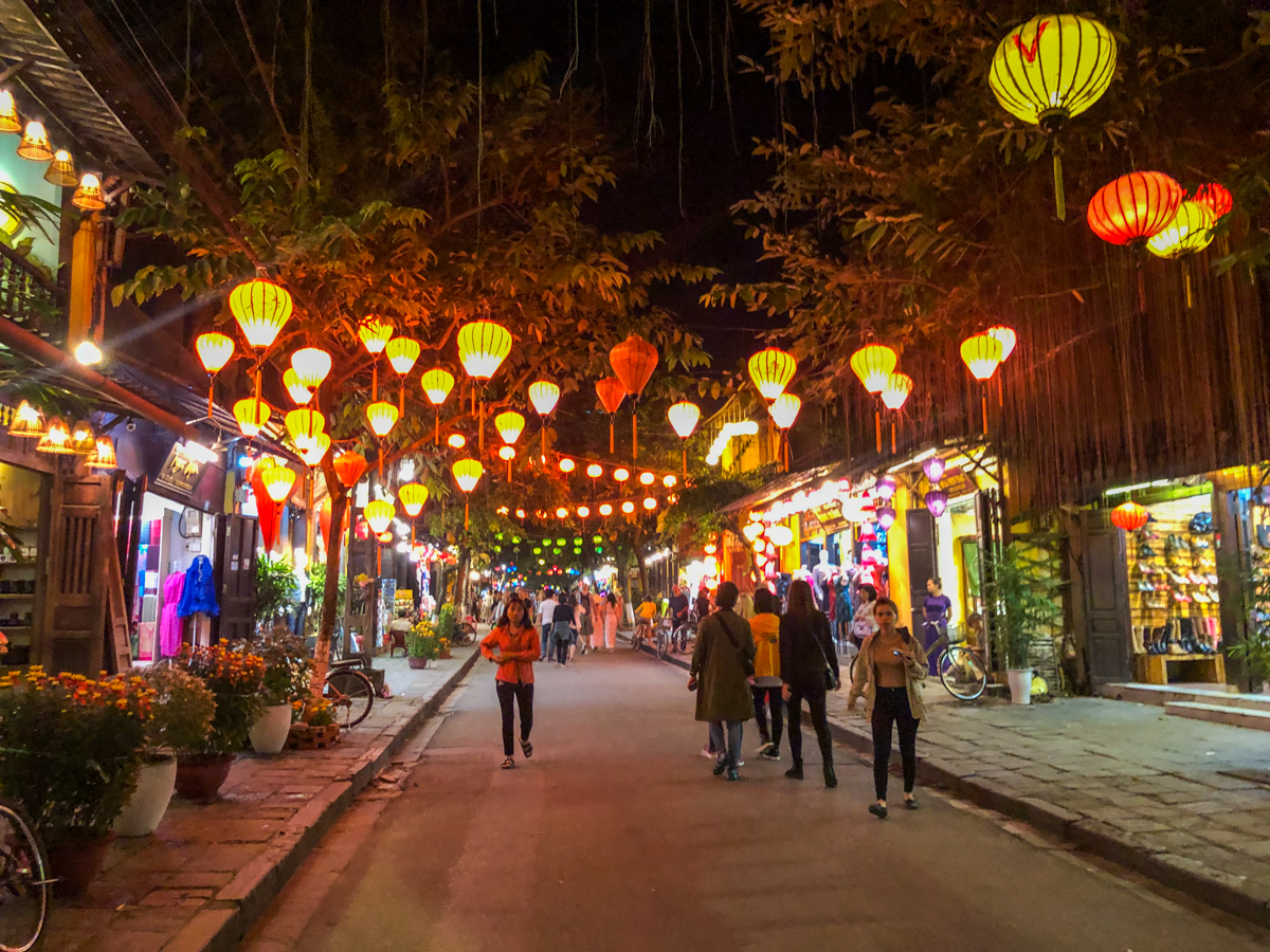 History of Hoi An Lanterns