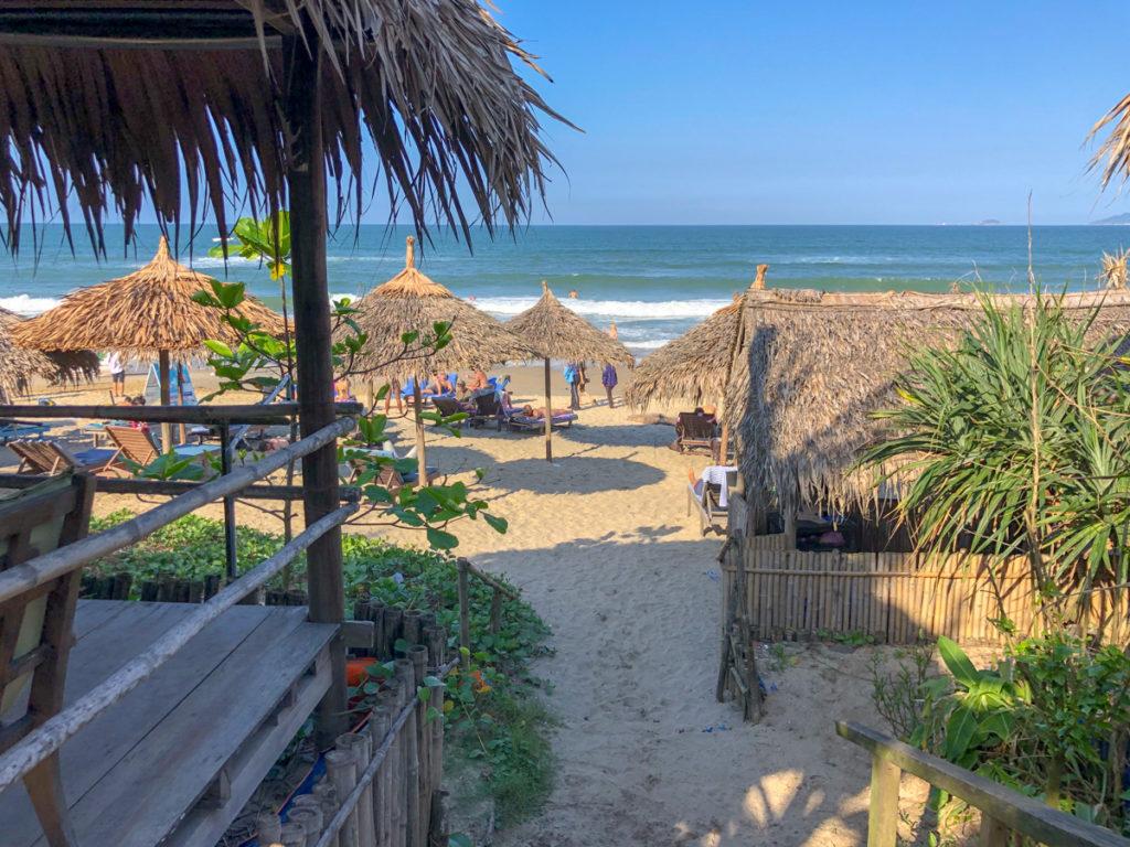 Relax at a Hoi An Beach