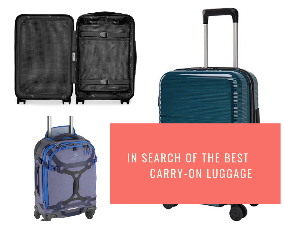Searching For The Best Carry On Spinner Luggage