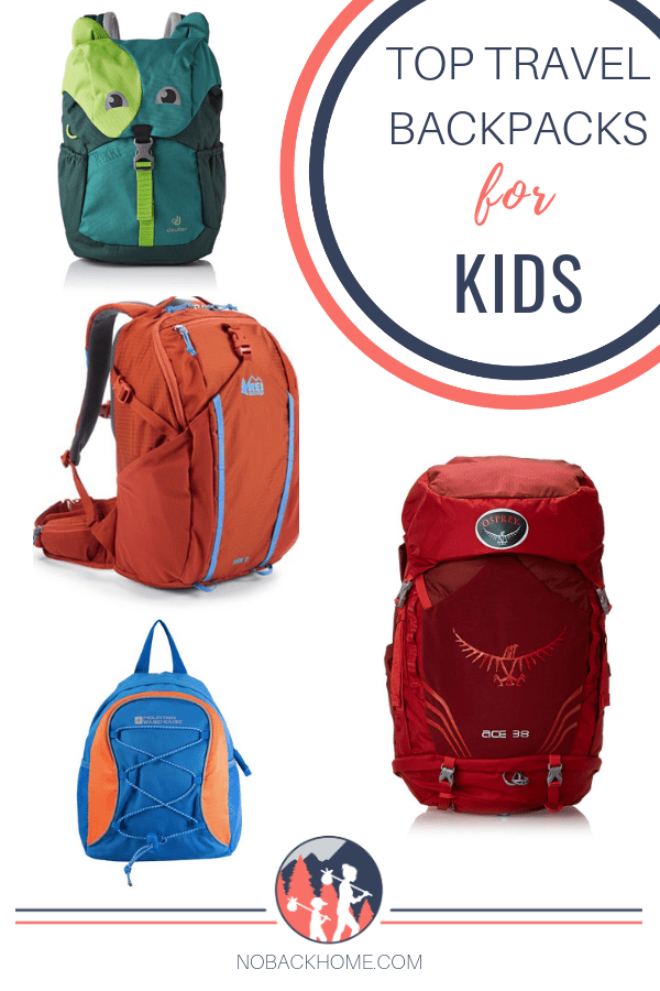 Top Kids Travel Backpack options for kids of all ages