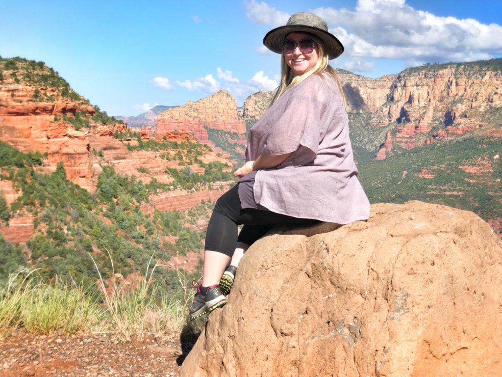 My Solo Momcation: A Sedona Getaway
