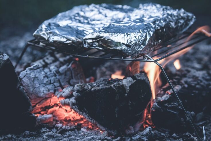 Salmon in Foil Packets