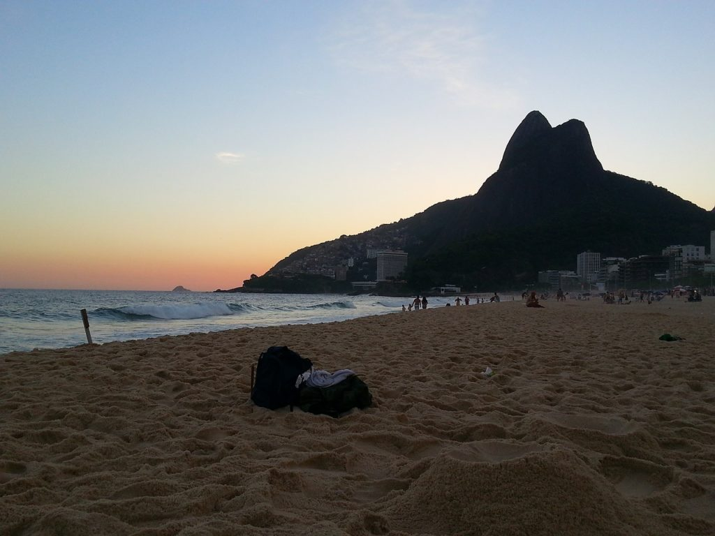 Photo opportunities in Rio