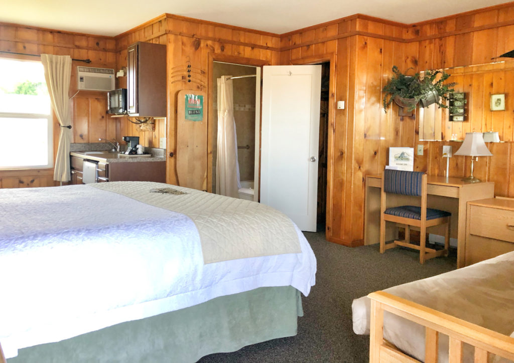 The Alpine Lodge is a great place to stay in Red Lodge Montana