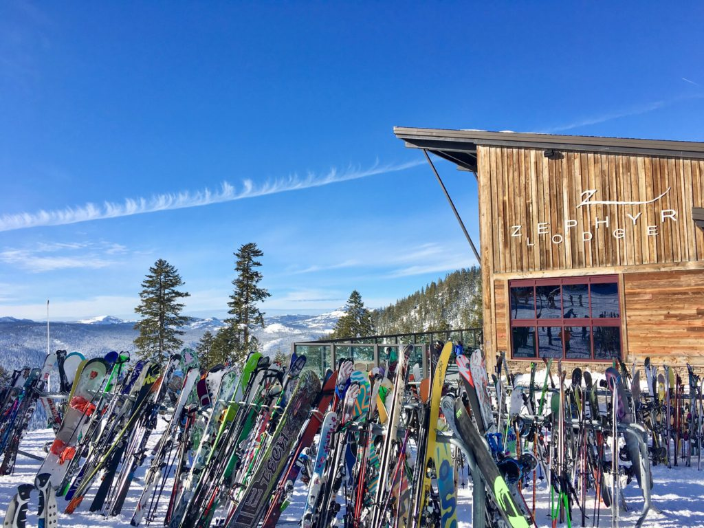 Northstar is one of the best California ski resorts for luxury and family travelers.