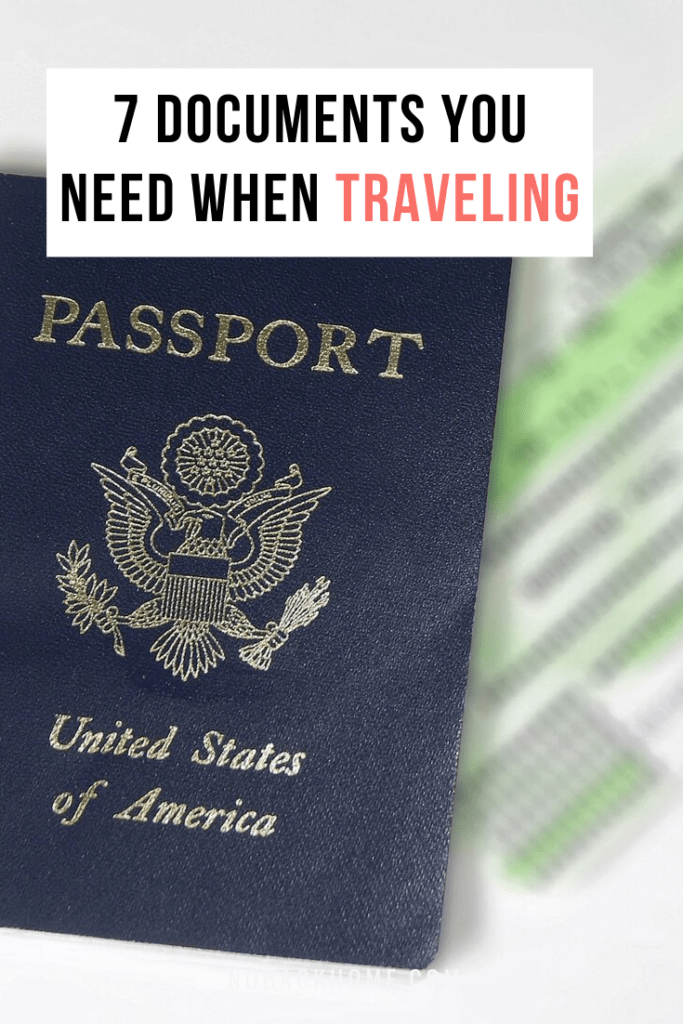 When planning a trip abroad, it is important to know what documents you need when traveling. From passports to the not so obvious, we share our best tips.