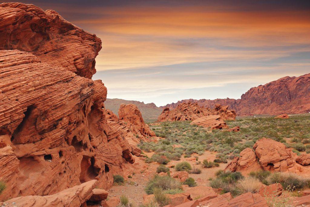 12 Spectacular State And National Parks Near Las Vegas