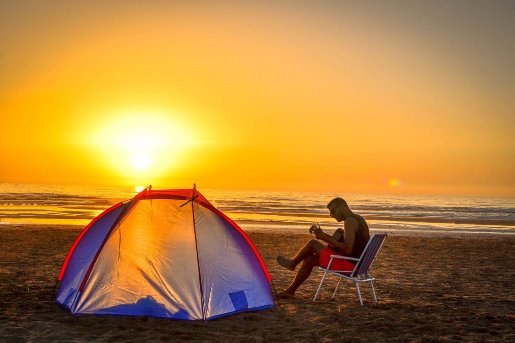 50+ Amazing Spots For Camping In Southern California