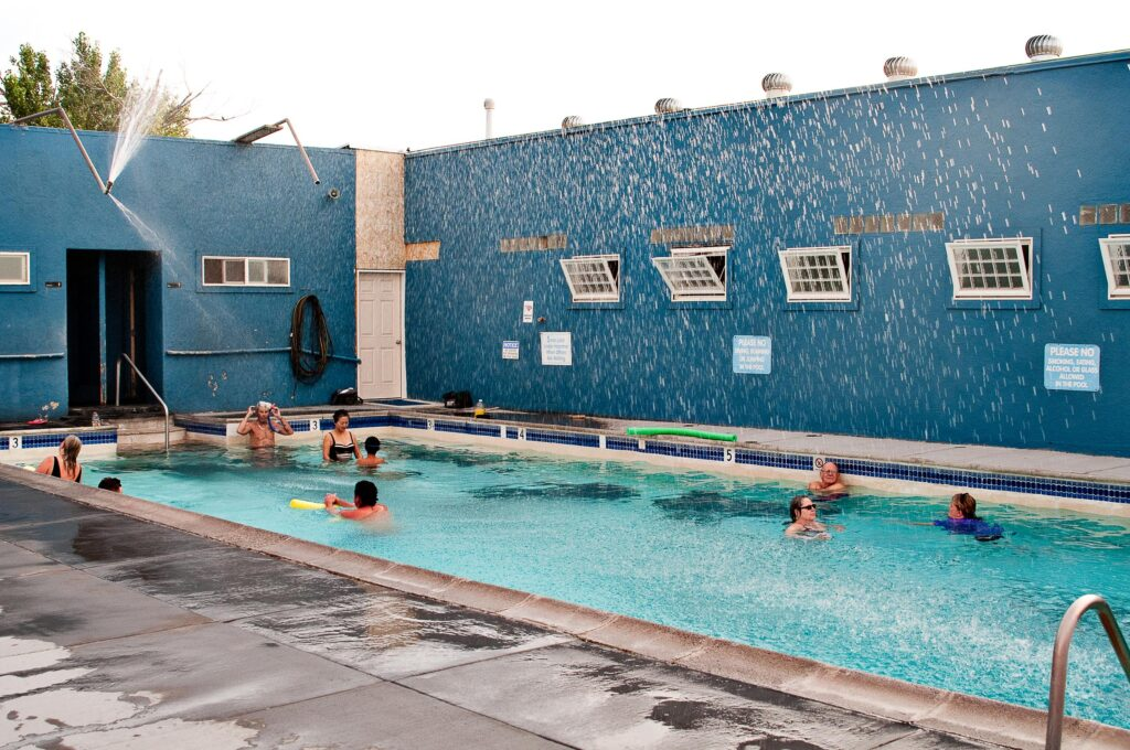 Carson City Hot Springs is one of the best things to do in Carson City when it's cold and to rejuvenate your body!