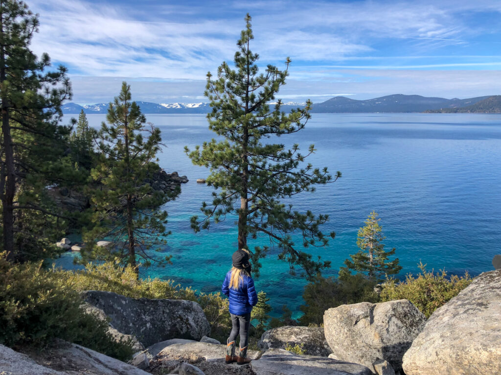 The Majestic views is a top Lake Tahoe attraction all year long!