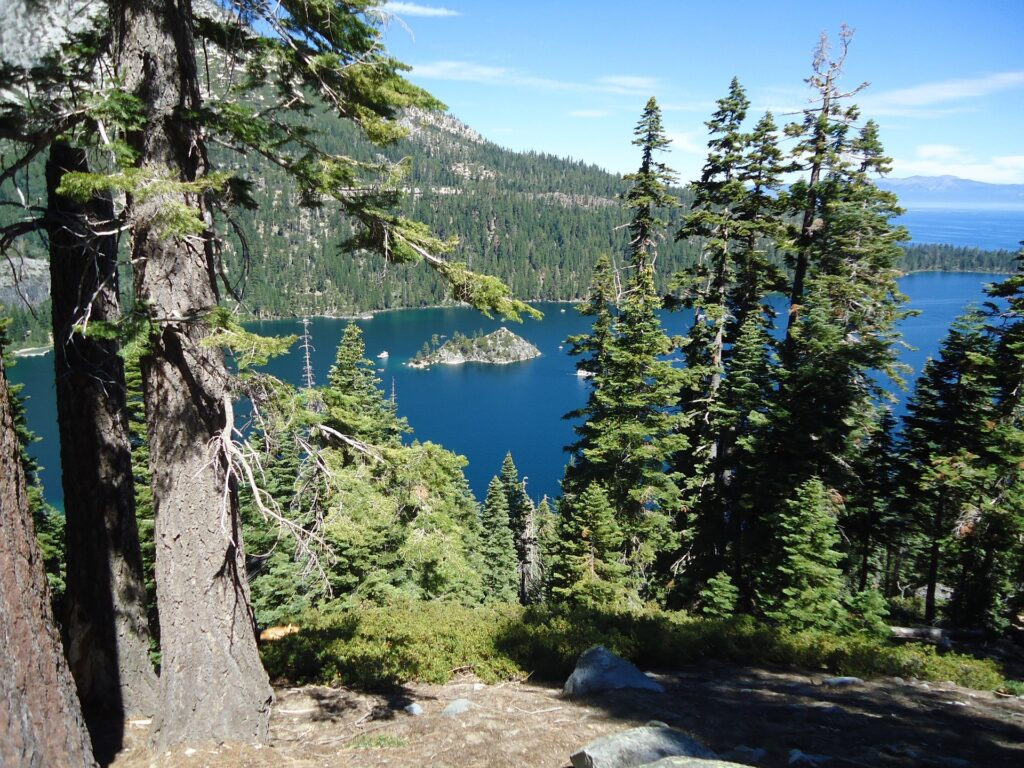 Hiking is one of the best things to do in Lake Tahoe in Summer