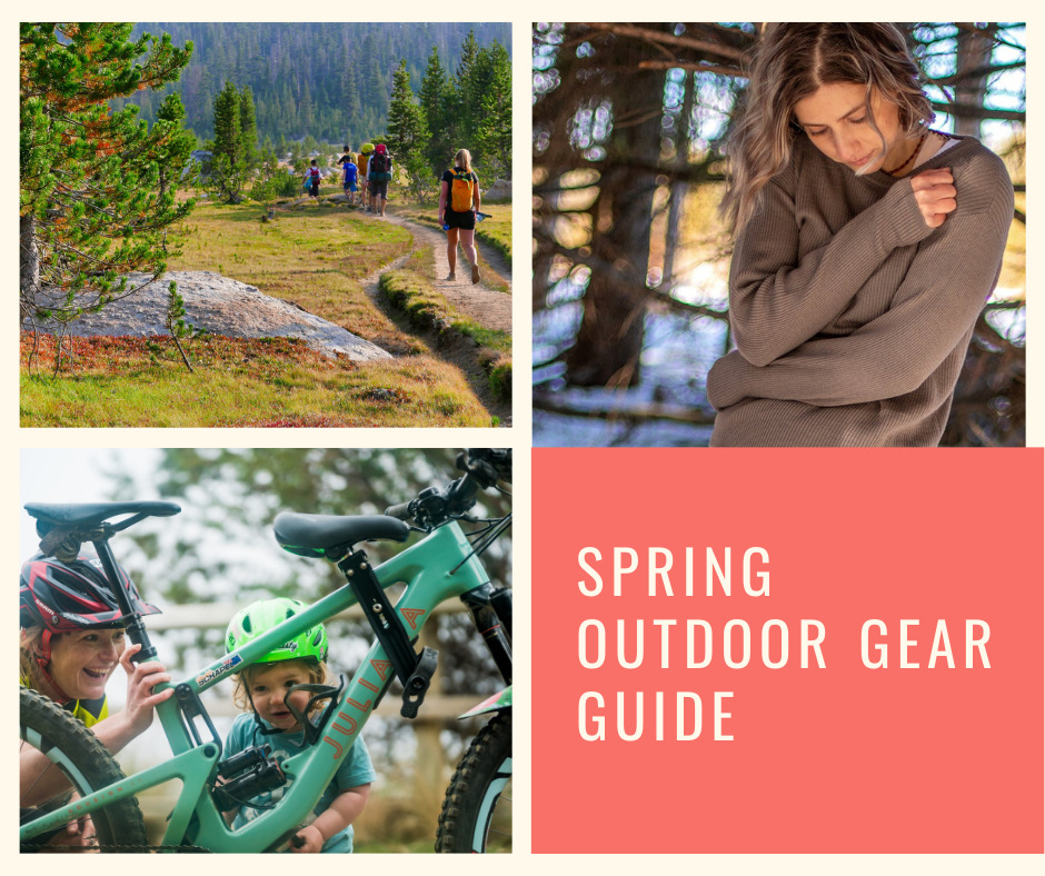 Best Outdoor Gear For Families This Spring
