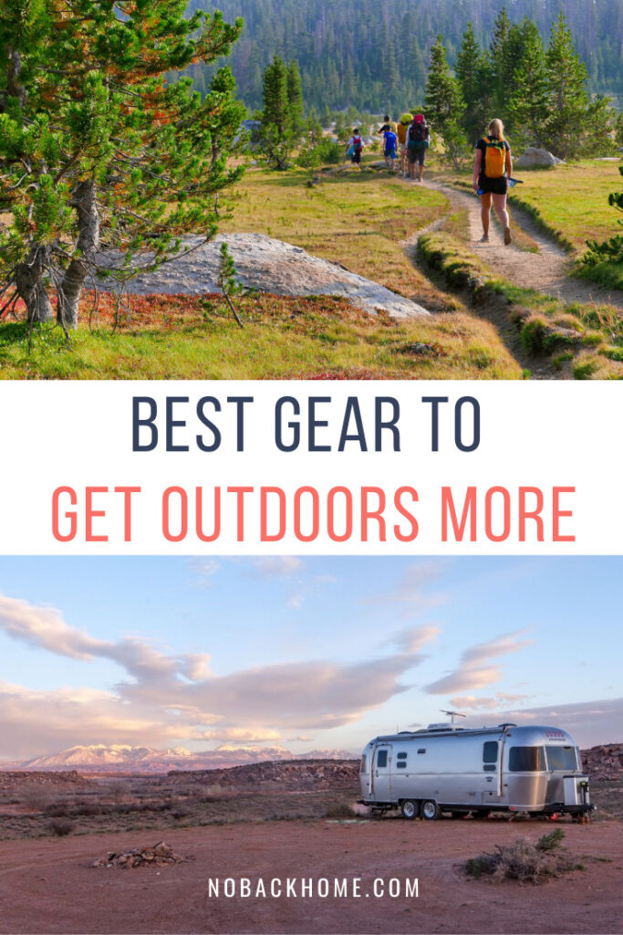 Are you looking to get out more this spring? Look no further than our recommendations for the best outdoor gear for families this spring.