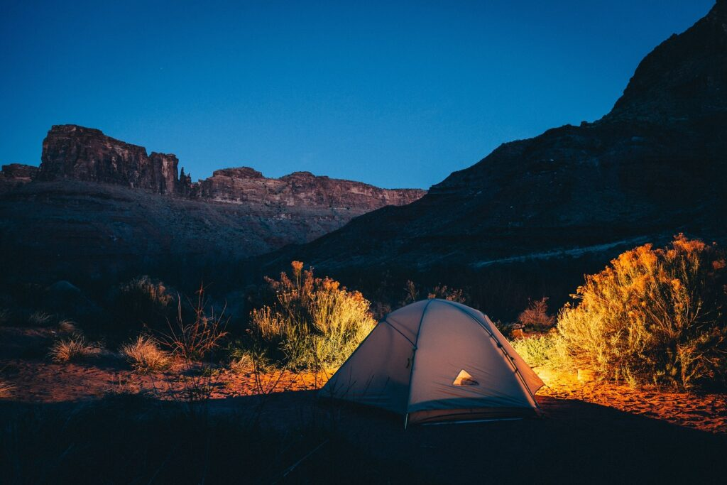 Tent camping - Picking a tent is an important car camping essential!
