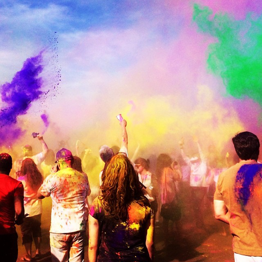 Celebrating Holi With Kids: Holi Activities At Home
