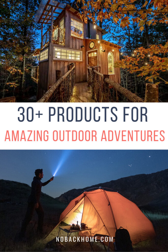 30+ Products for Amazing Outdoor Adventures in Summer