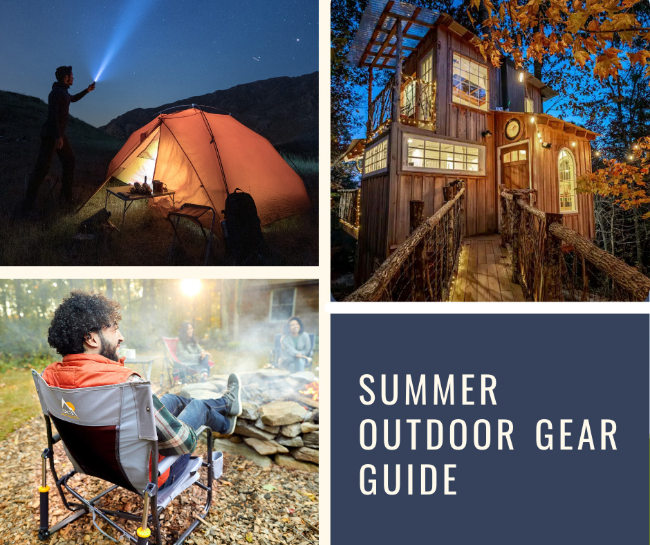 30+ Products For Amazing Outdoor Summer Adventures